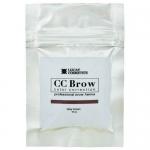 Фото CC Brow Grey Brown - Хна для бровей в саше (серо-коричневый), 10 г
