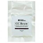 Фото CC Brow Dark Brown - Хна для бровей в саше (темно-коричневый), 10 г