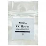Фото CC Brow Black - Хна для бровей в саше (черный), 10 г