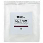 Фото CC Brow Brown - Хна для бровей в саше (коричневый), 5 г