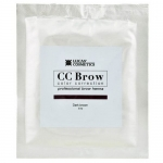 Фото CC Brow Dark Brown - Хна для бровей в саше (темно-коричневый), 5 гр