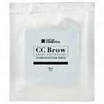 Фото CC Brow Black - Хна для бровей в саше (черный), 5 г
