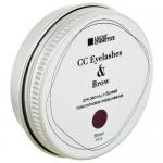 Фото CC Brow Cc Eyelashes&Brow - Хна для окрашивания ресниц и бровей в баночке (коричневая), 10 г
