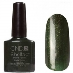 Фото CND Shellac Pretty Poison - Гелевое покрытие # 047, 7,3 мл