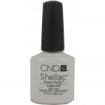 Фото CND Shellac Cream Puff - Гелевое покрытие #001, 7,3 мл