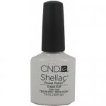 Фото CND Shellac Cream Puff - Гелевое покрытие #001, 7,3 мл