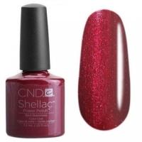 Купить CND Shellac Red Baroness - Гелевое покрытие # 009, 7, 3 мл