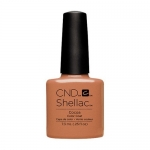 Фото CND Shellac Cocoa - Гелевое покрытие # 014, 7,3 мл