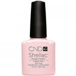 Фото CND Shellac Clearly Pink - Гелевое покрытие # 023, 7,3 мл