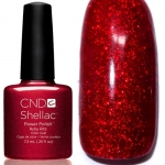 Фото CND Shellac Ruby Ritz - Гелевое покрытие # 91030, 7,3 мл
