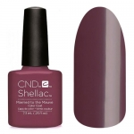 Фото CND Shellac Married To Mauve - Гелевое покрытие # 91760, 7,3 мл