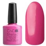Фото CND Shellac Hot Pop Pink - Гелевое покрытие # 91985 , 7,3 мл