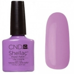 Фото CND Shellac Lilac Longing - Гелевое покрытие # 91989, 7,3 мл