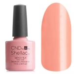 Фото CND Shellac Flora & Fauna Salmon Run - Гелевое покрытие # 90783, 7,3 мл