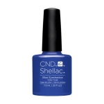 Фото CND Shellac New Wave Blue Eyeshadow - Гелевое покрытие # 91406, 7,3 мл