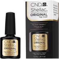 CND Shellac Uv Original Top Coat - Верхнее покрытие, 7,3 мл