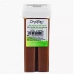 Фото Depilflax - Воск Шоколадный для чувствительной кожи