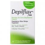 Фото Depilflax - Комплект полосок с воском для домашнего использования