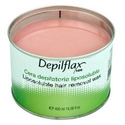 Фото Depilflax - Воск Розовый для чувствительной кожи, 400 мл