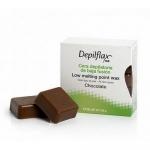 Фото Depilflax - Воск Шоколад для сухой кожи, 500 г