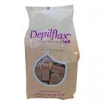 Фото Depilflax - Воск Капучино для чувствительной кожи, 1000 г