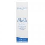 Фото LevisSime Eye Lips Contour Cream Gel - Филлер для контура глаз и губ, 50 мл