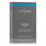 Фото LevisSime Aqua Plus - Увлажняющий комплекс, 6*3 мл