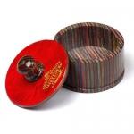 Фото Metzger Rosewood - Чаша для бритья деревянная разноцветная