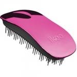 Фото Ikoo Home Black Cherry Metallic - Расческа для волос, 1 шт