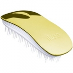 Фото Ikoo Home White Soleil Metallic - Расческа для волос, 1 шт