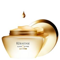 Фото Kerastase Elixir Ultime Beautifying Oil Masque - Маска, 200 мл