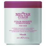 Фото Nook The Nectar Color Preserve Fine Hair Conditioner - Кондиционер для ухода за тонкими окрашенными волосами, 250 мл