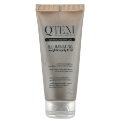 Фото QTEM Illuminating Jelly Oil - Невесомое масло-желе для волос, 100 мл