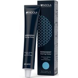 Фото Indola Profession PCC Natural&Essentials - Краска для волос, тон 4.38, средний коричневый золотистый шоколад, 60 мл