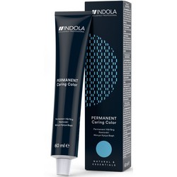 Фото Indola Profession PCC Natural&Essentials - Краска для волос, тон 4.35, средний коричневый золотистый махагон, 60 мл