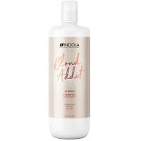 Indola Professional Blond Addict Shampoo - Шампунь для всех типов волос, 1000 мл