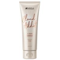 Купить Indola Professional Blond Addict Shampoo - Шампунь для всех типов волос, 250 мл