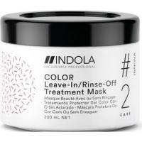 Indola Professional Innova Color Leave-In Rinse-Off Treatment - Маска для окрашенных волос, 200 мл