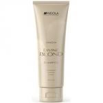 Indola Professional Innova Divine Blond Shampoo - Восстанавливающий шампунь для светлых волос, 250 мл