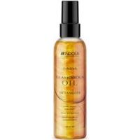 Indola Professional Innova Glamorous Oil Detangler - Спрей-блеск для расчесывания волос, 150 мл