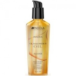 Фото Indola Professional Innova Glamorous Oil Gloss - Несмываемая маска-масло, Сияние для волос, 75 мл