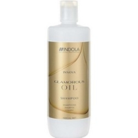 Indola Professional Innova Glamorous Oil Shampoo - Шампунь, Сияние для волос, 1000 мл