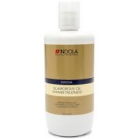 Indola Professional Innova Glamorous Oil Treatment - Восстанавливающая смываемая маска, Сияние для волос, 750 мл