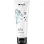 Фото Indola Professional Innova Hydrate BB Cream - Увлажняющий крем для волос, 200 мл