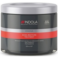 Indola Professional Innova Kera Restore Treatment - Маска Кератиновое восстановление, 200 мл