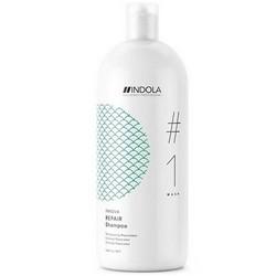 Фото Indola Professional Innova Repair Shampoo - Восстанавливающий шампунь для волос, 1500 мл