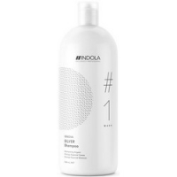 Indola Professional Innova Silver Shampoo - Шампунь, придающий серебристый оттенок волосам, 1500 мл