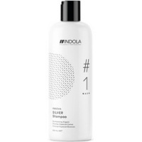 Indola Professional Innova Silver Shampoo - Шампунь, придающий серебристый оттенок волосам, 300 мл