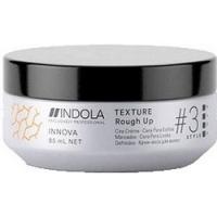Indola Professional Innova Texture Rough Up - Крем-воск для волос, 85 мл