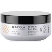 Indola Professional Innova Texture Soft Clay - Клей для волос, 85 мл
